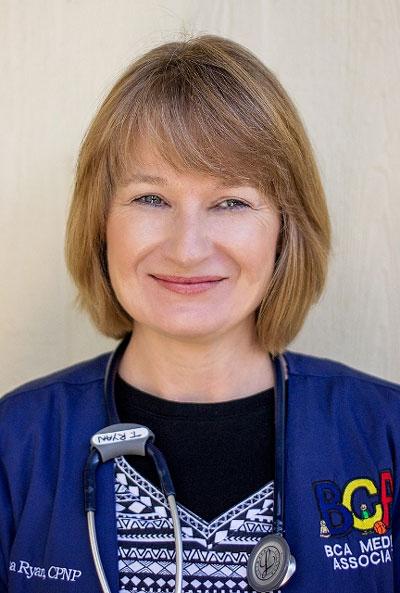 Teresa Ryan, CPNP